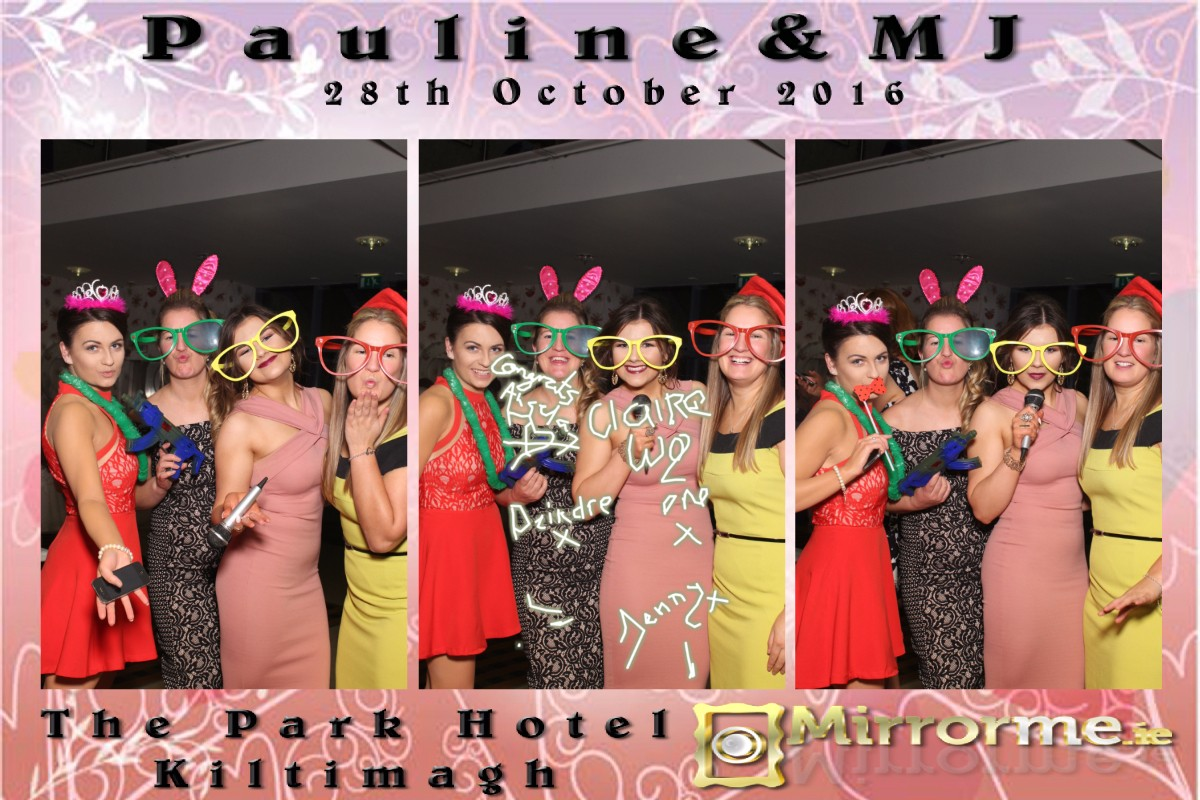 Mirrorme.ie at The Park Hotel Kiltimagh