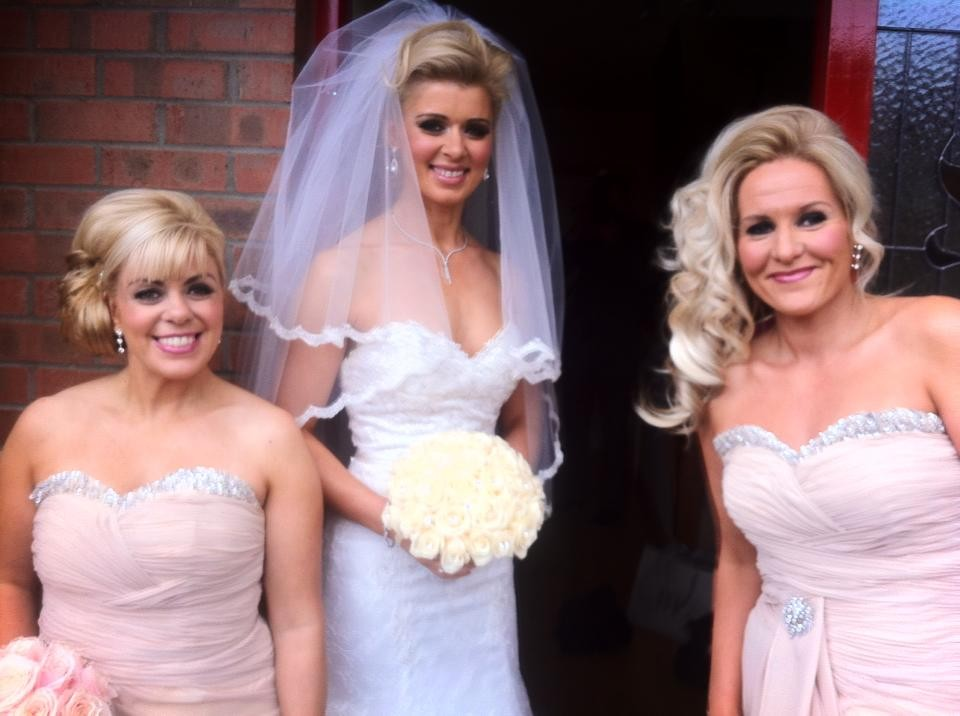 Make-up Artists - Something Different - Wedding Hair stylists | The Powder Room Girls