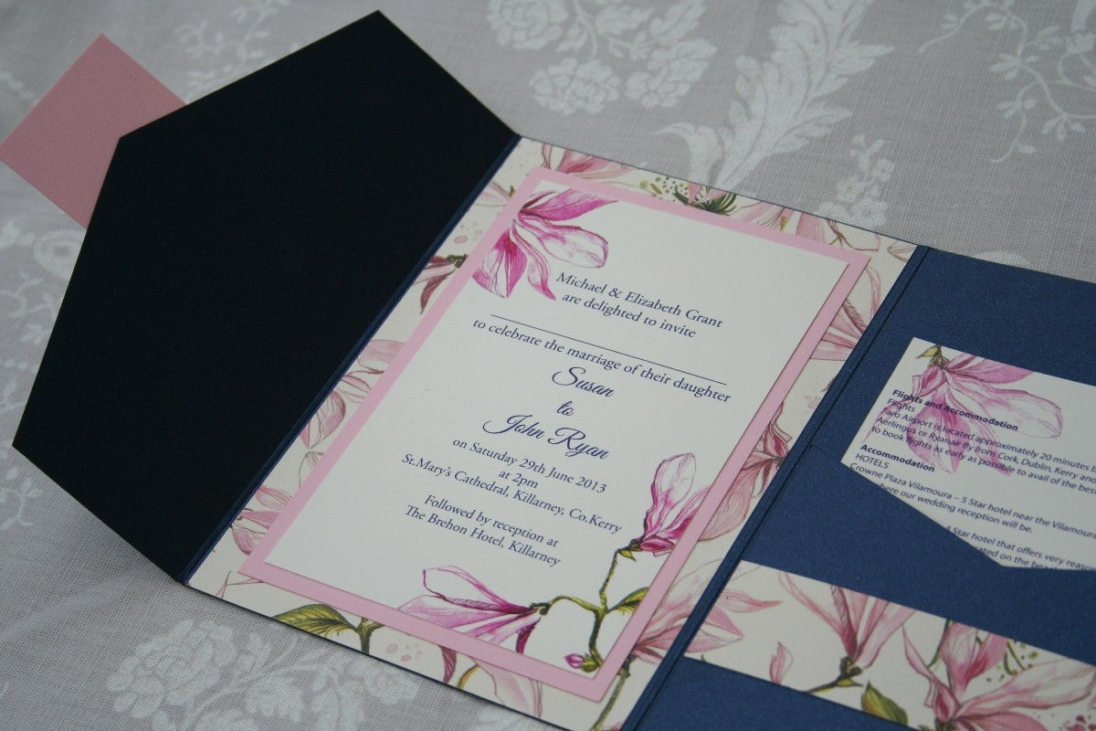 Wedding Invitations   Steph's Personalised Cards
