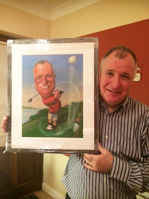 Caricature Gifts...Sure to bring a smile!