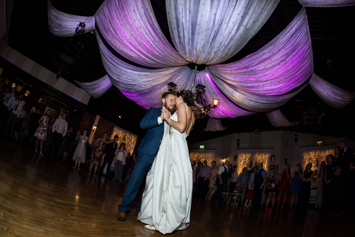 First Dance - Laura and Benny Photography