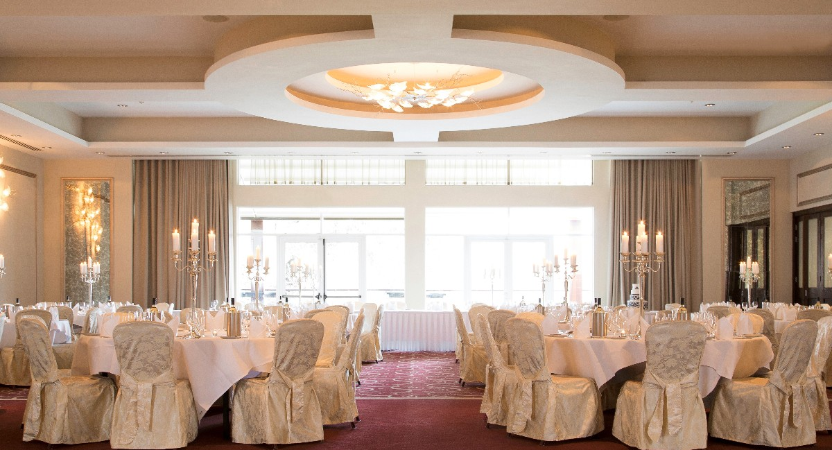 Castle Wedding Venues - Dunboyne Castle Hotel & Spa