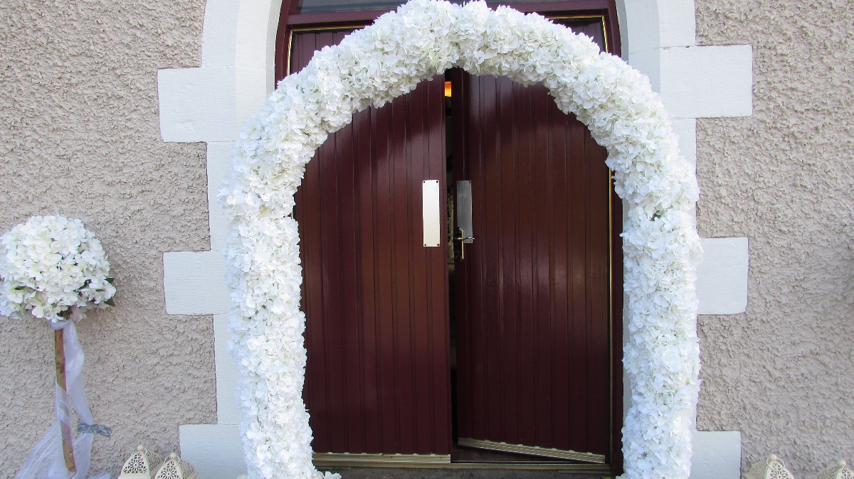 Ceremony Decor by All About Weddings, Arklow, Co. Wicklow