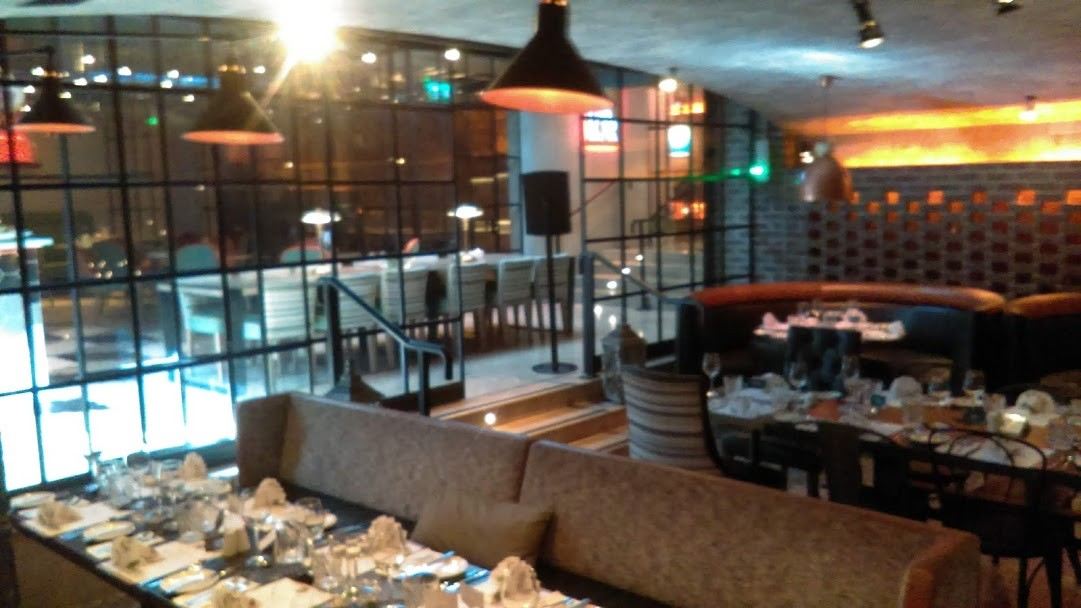Civil Ceremony and Dinner Reception at the North Star Hotel Dublin.