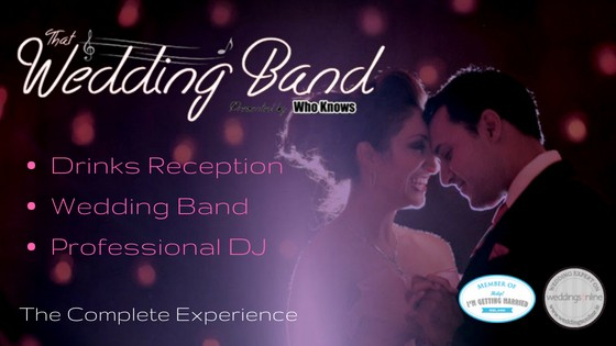 That Wedding Band Presented by Who Knows
