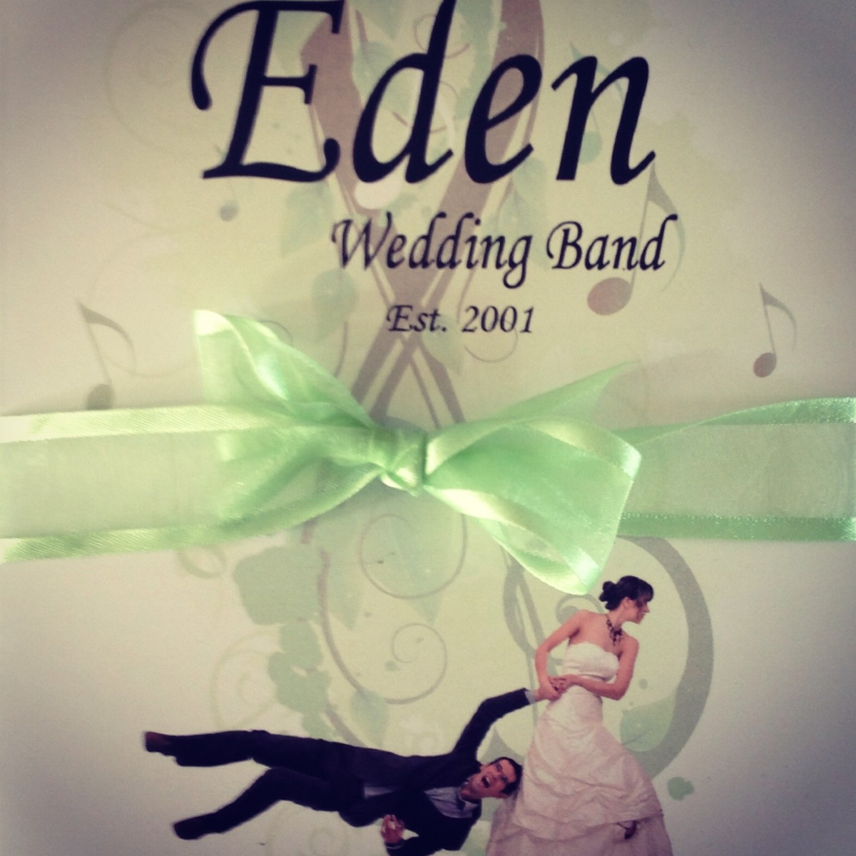 Eden Wedding Band