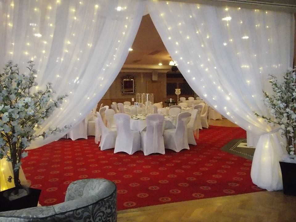 Entry to Function Room