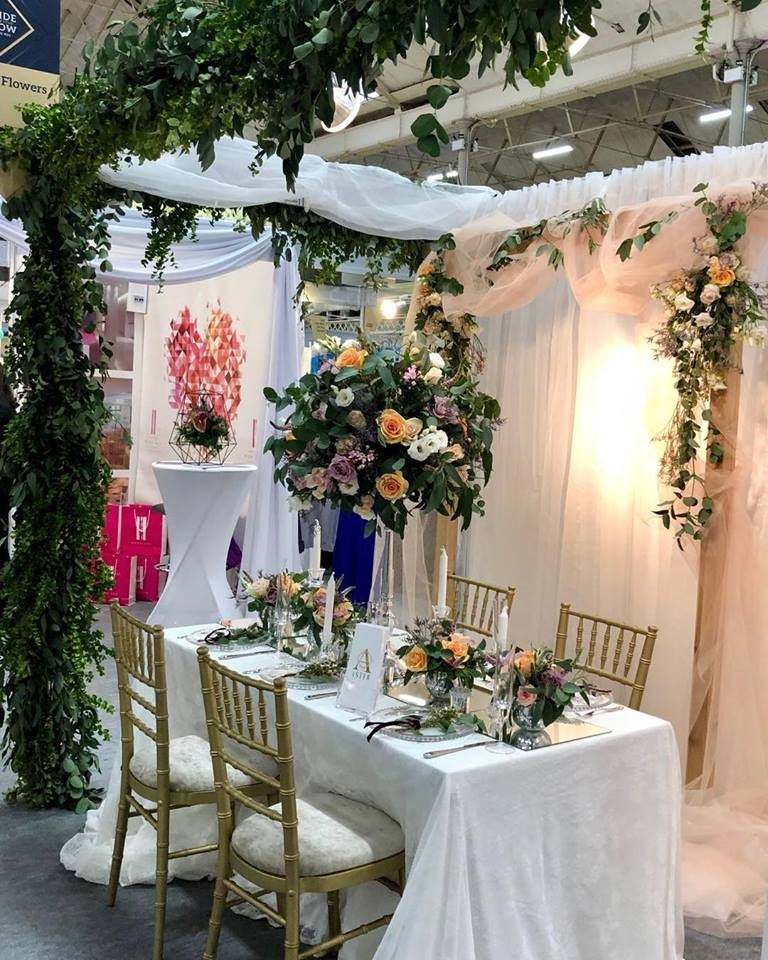 Flowers - Aster Flowers & Events