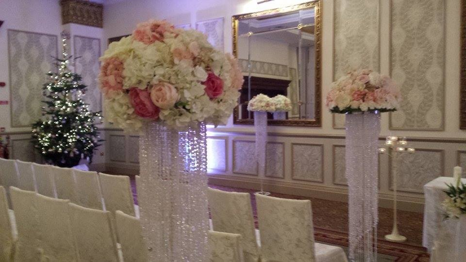 Ceremony Decor by All About Weddings