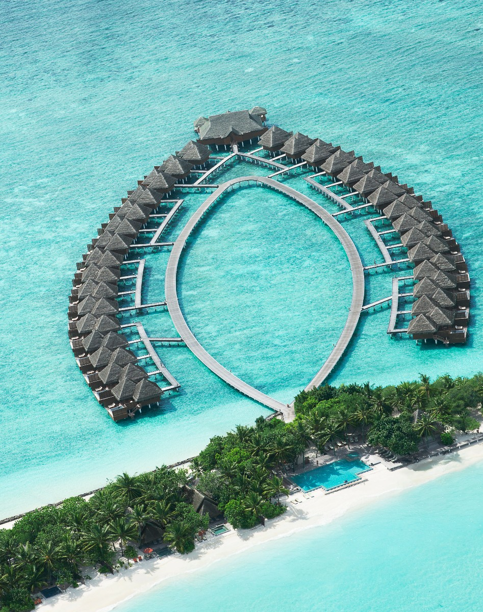 Honeymoon Hotels - Taj Exotica Resort & Spa, Maldives