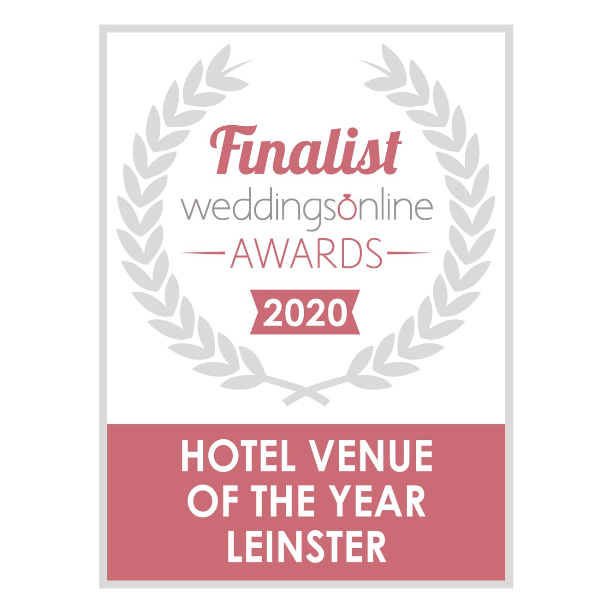 Hotel Venue of the Year Leinster