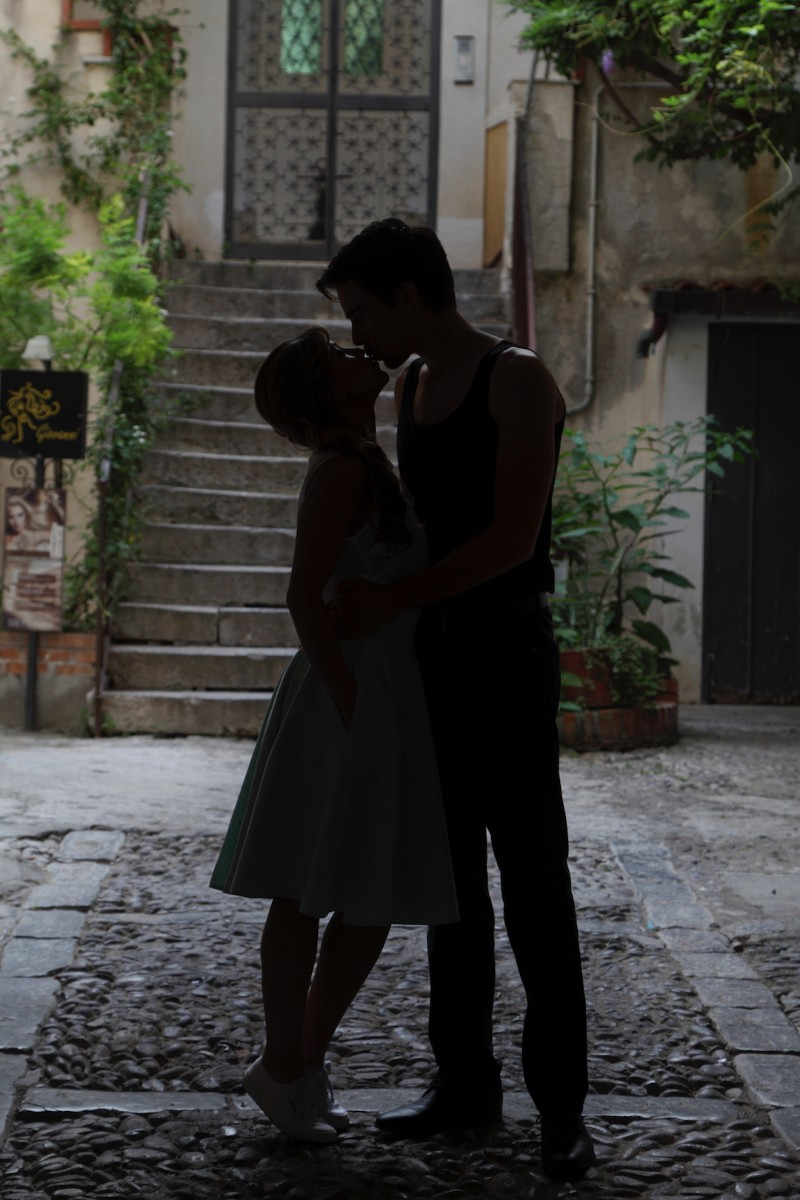 Engagement Shoot in Cefalu