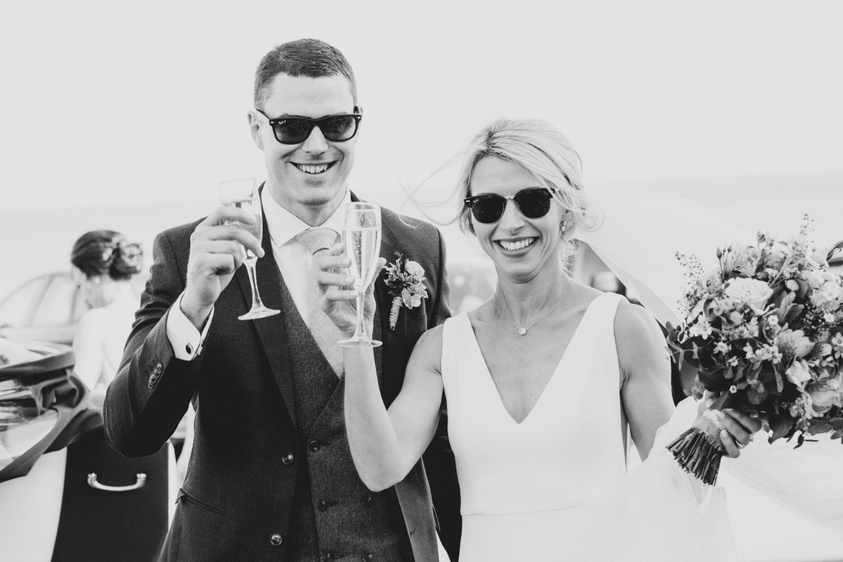 Summer Wedding - Laura and Benny Photography