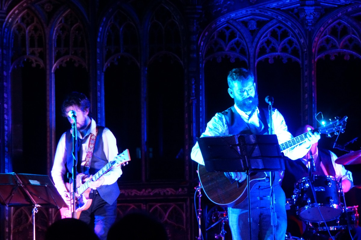 live in Manchester Cathedral