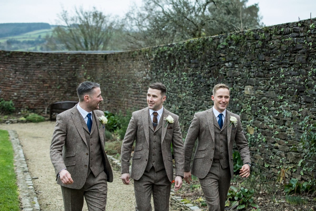 Groomsmen - Laura and Benny Photography