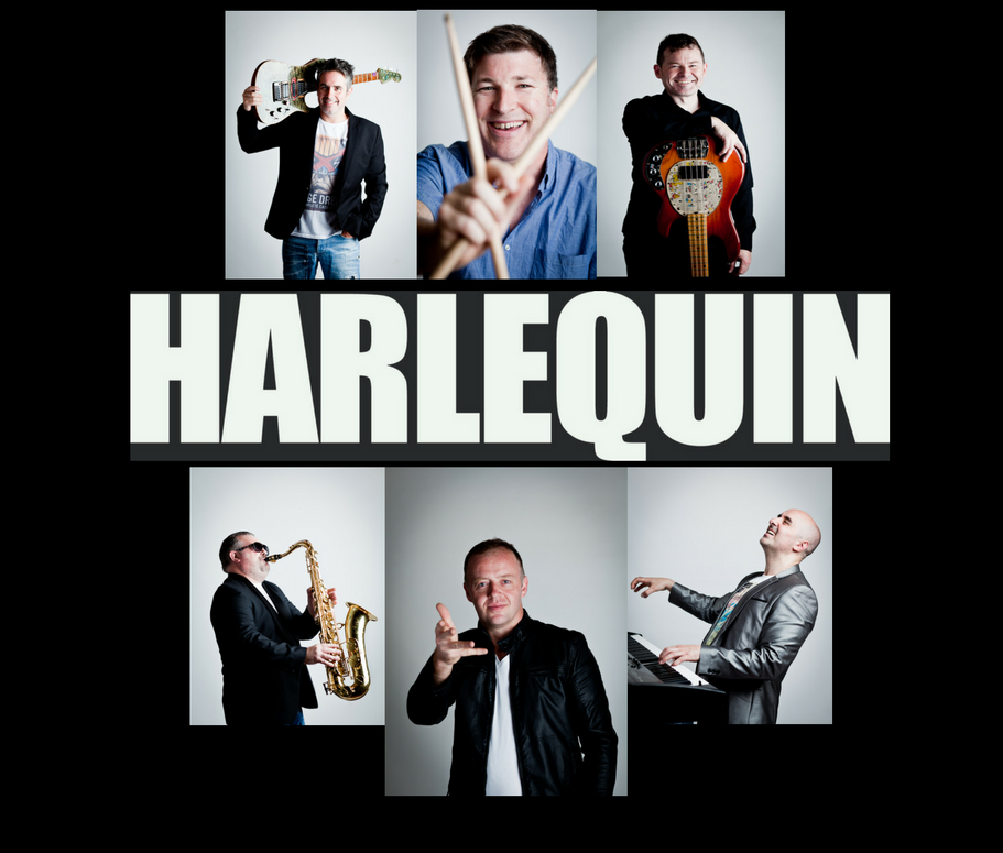 Harlequin - Europe's Most Exclusive Party Band