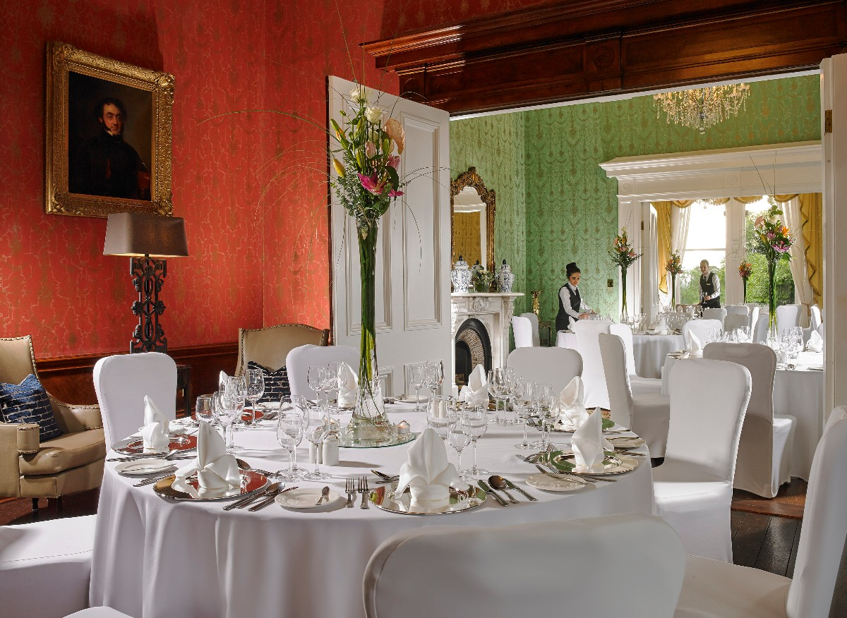 Manor House Dining