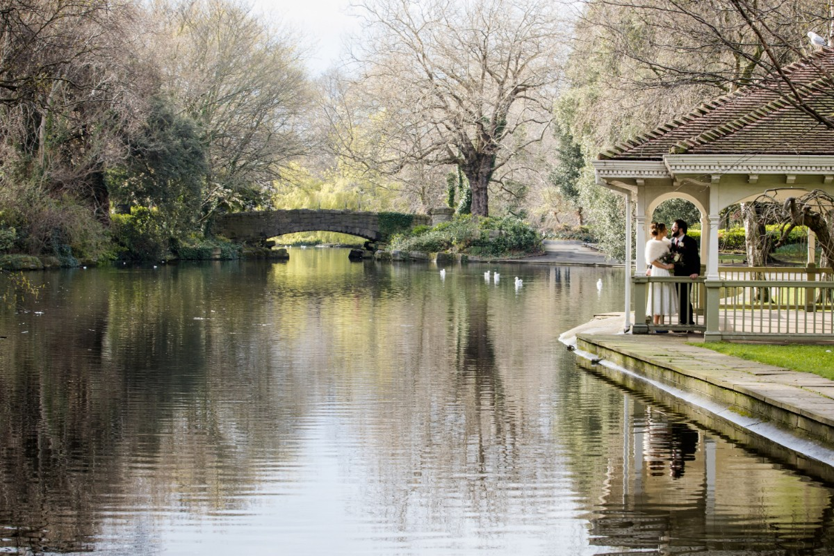 Wedding Location - Laura and Benny Photography