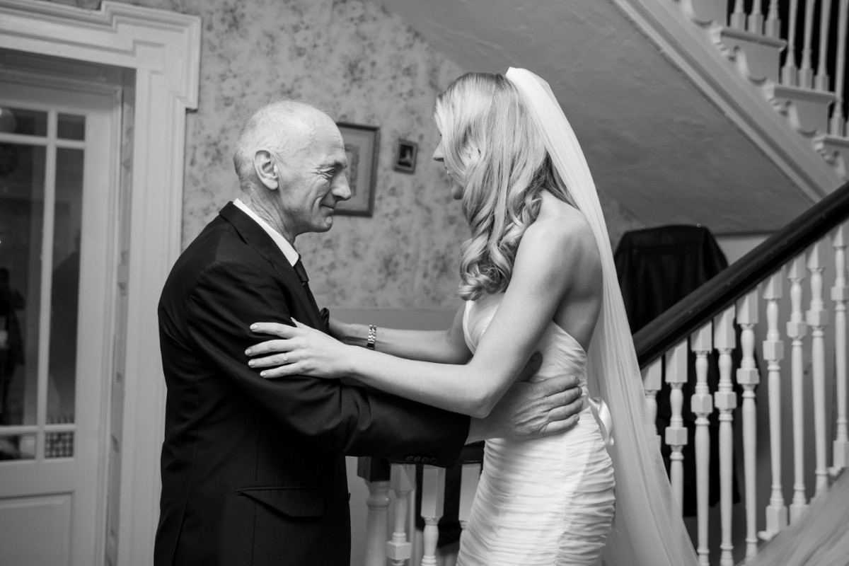 First look - Laura and Benny Photography