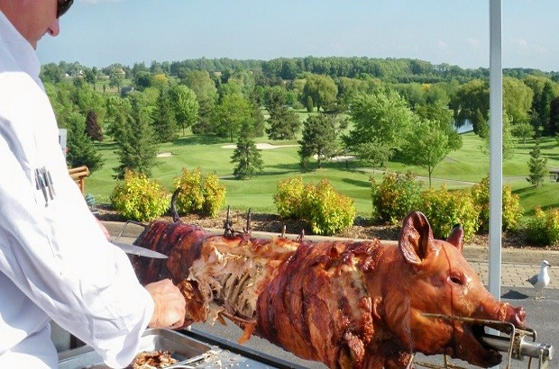 Pig on the Spit - PigOut.ie