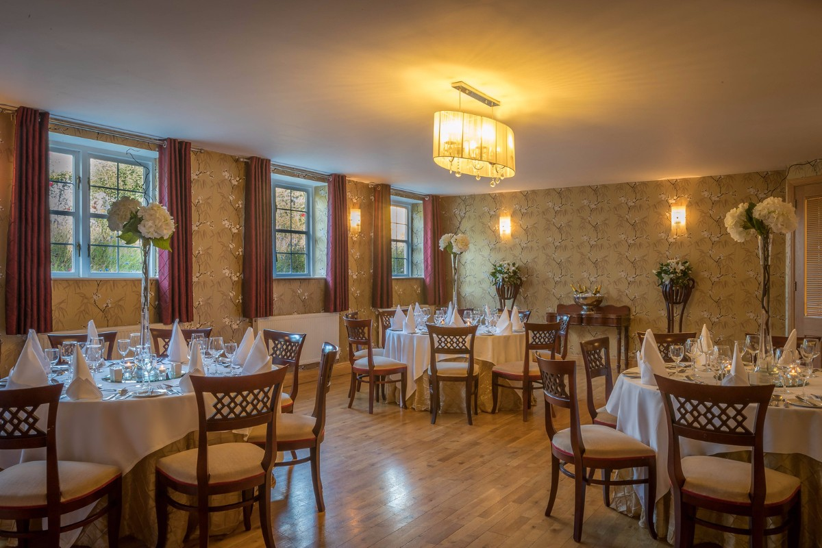 Private Dining for more intimate gathering