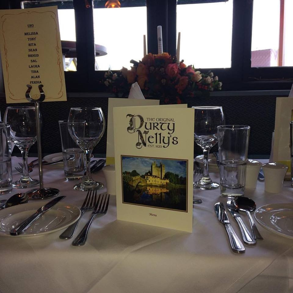 Restaurant Wedding Venues - Durty Nelly's