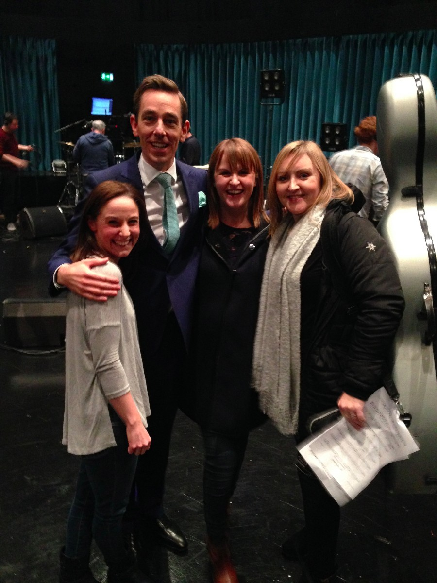 Ryan Tubridy Late Late