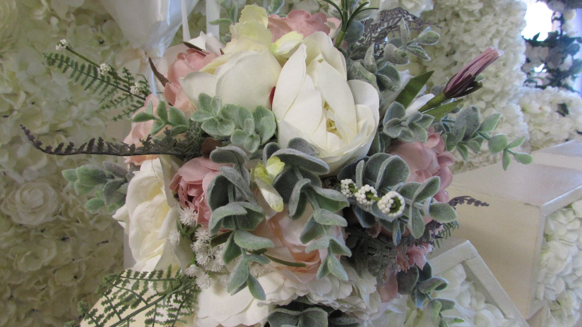 Silk Bouquets by All About Weddings, Arklow, Co. Wicklow