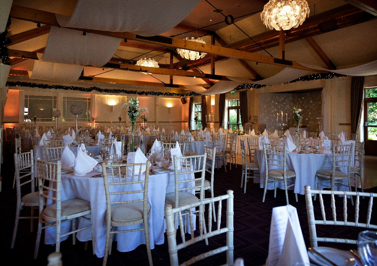 Springfield Hotel function room