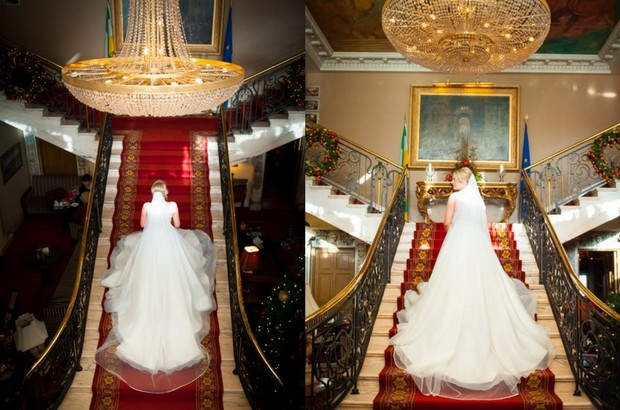 Stunning shots captured on our grand staircase