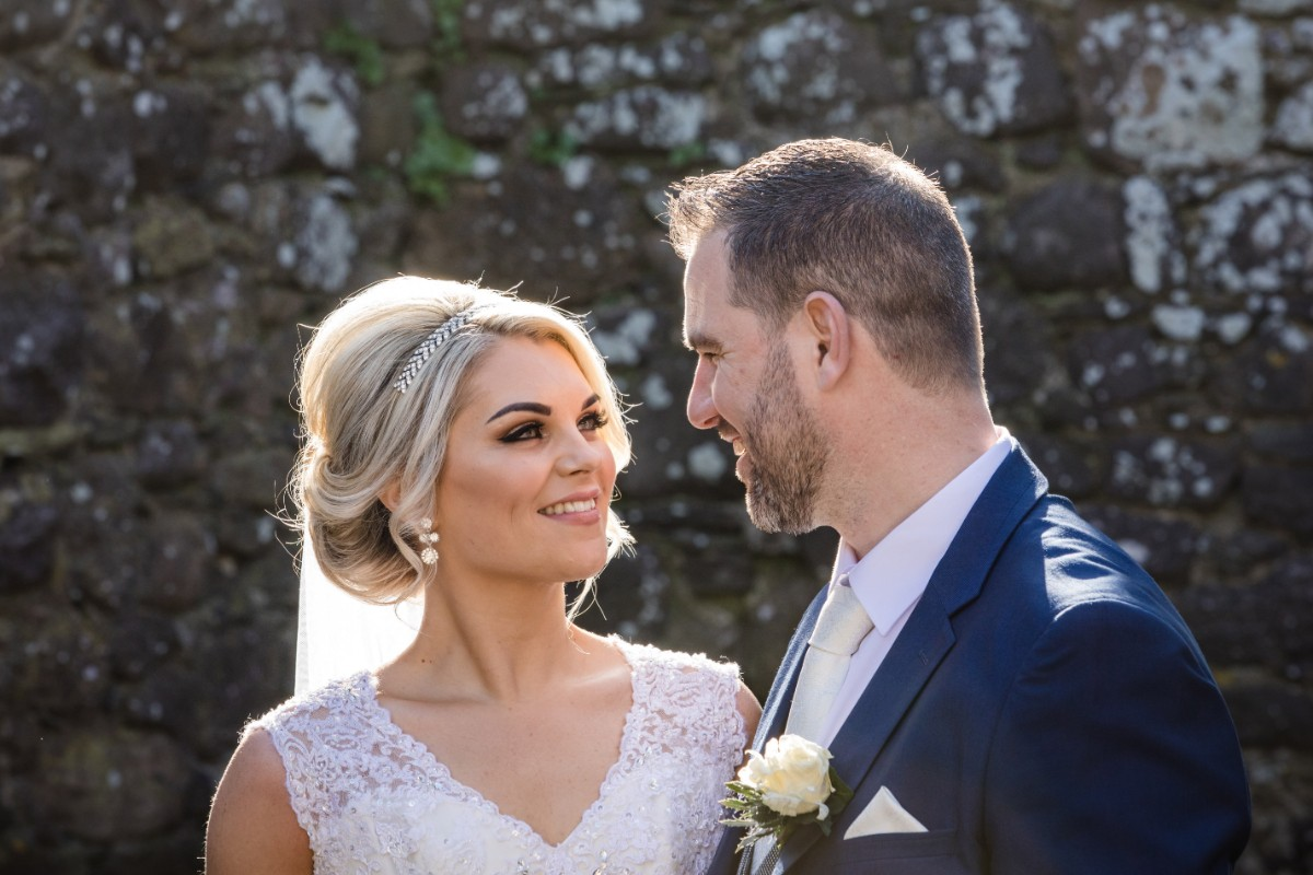 Bride and Groom - Laura and Benny Photography