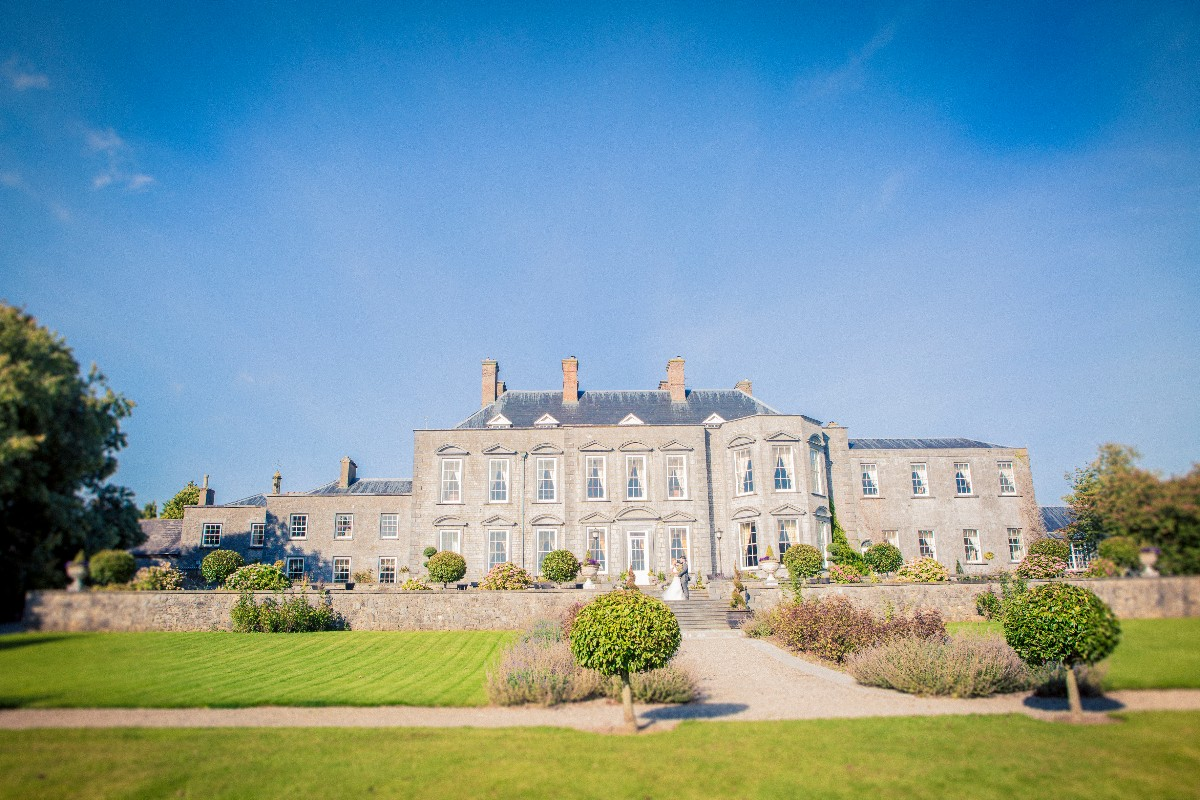 The Back of Castle Durrow ,In Love Photography