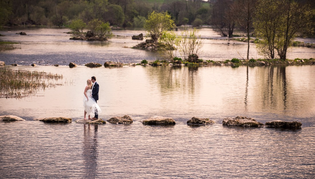 The Stepping Stones on River Shannon