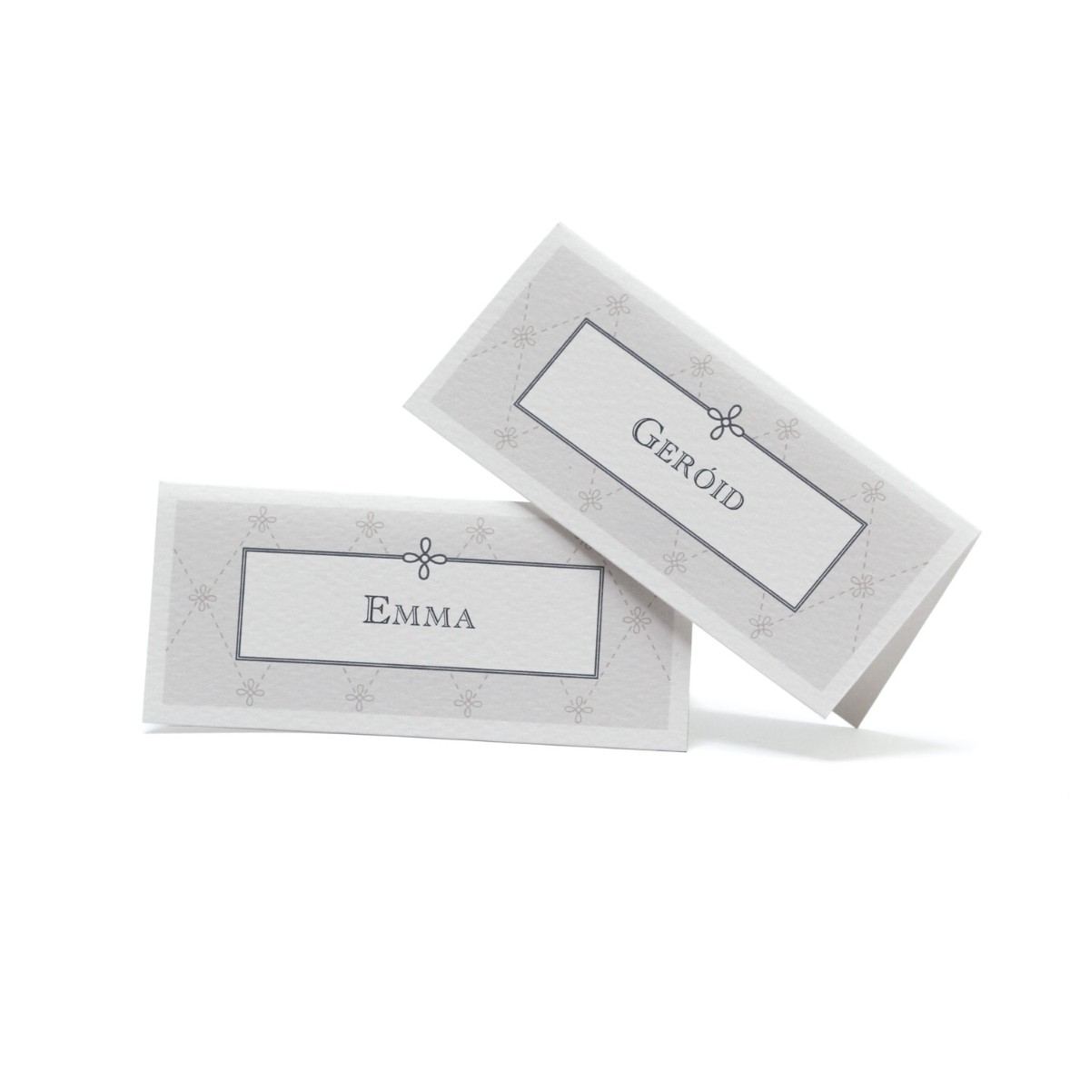 Tiffany Placecards