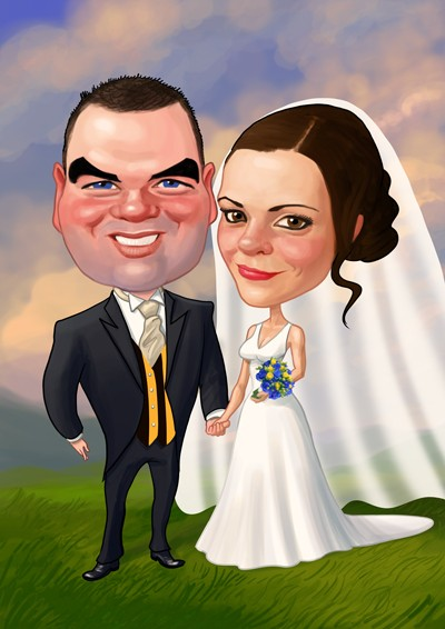 Up Kilkenny! Caricatures by Mark Heng-Drawing Smiles since 1990!