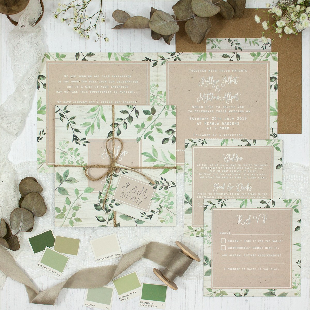 Evergreen Forest Collection