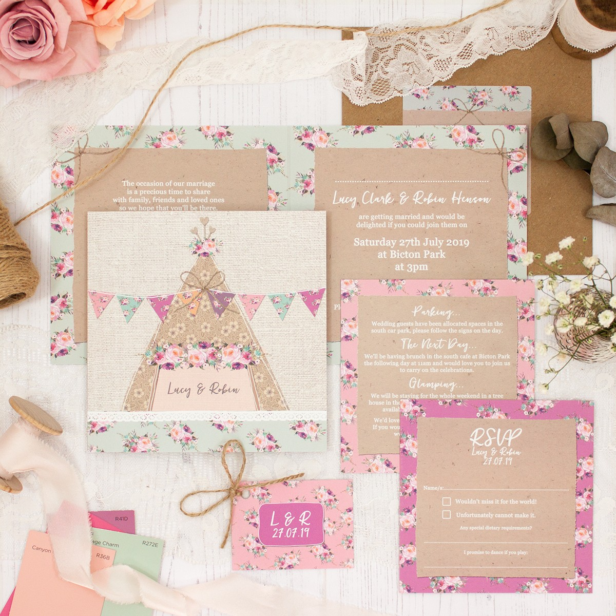 Tipi Love Collection