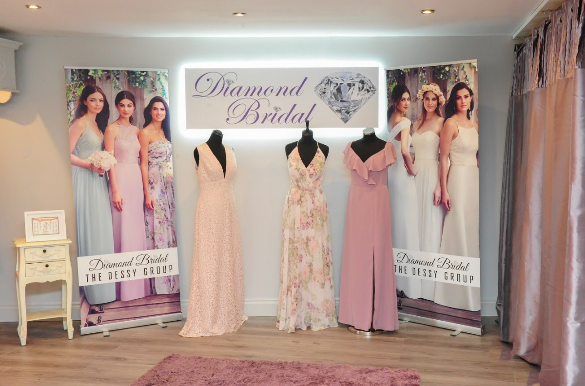 Wedding Dresses - Diamond Bridal