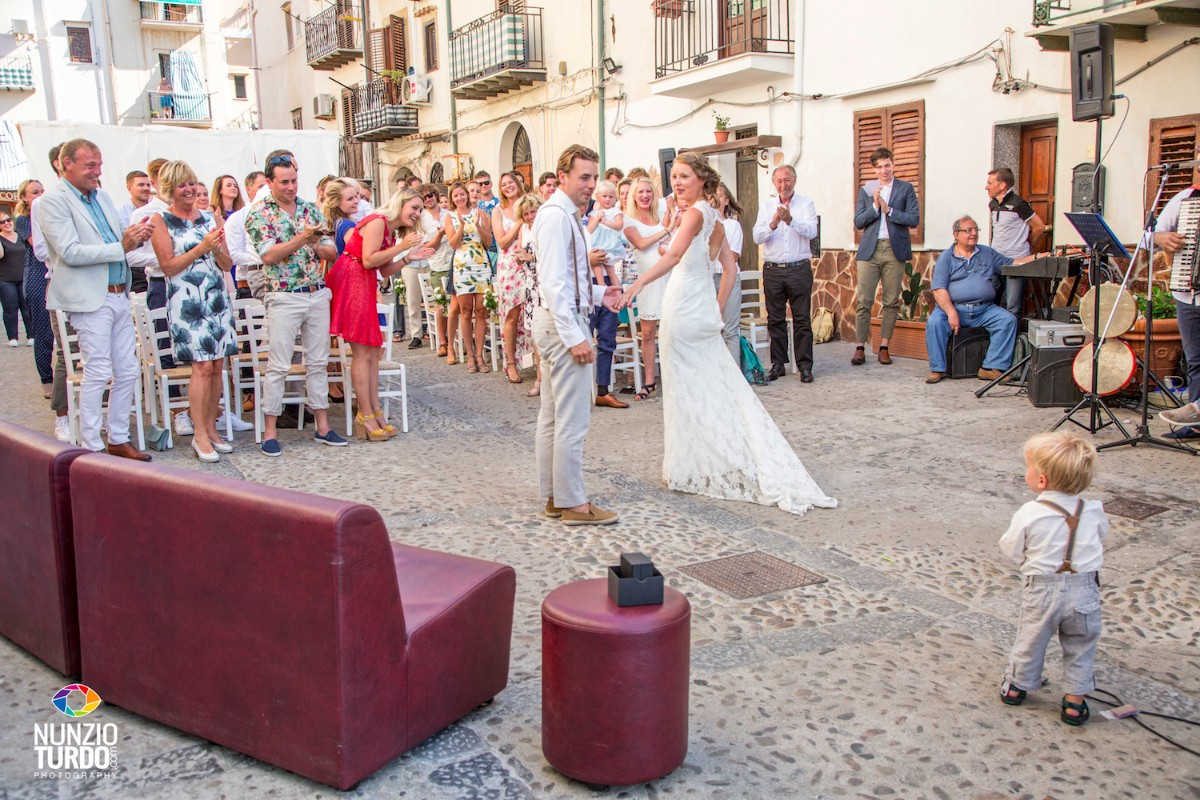 Wedding in Cefalu