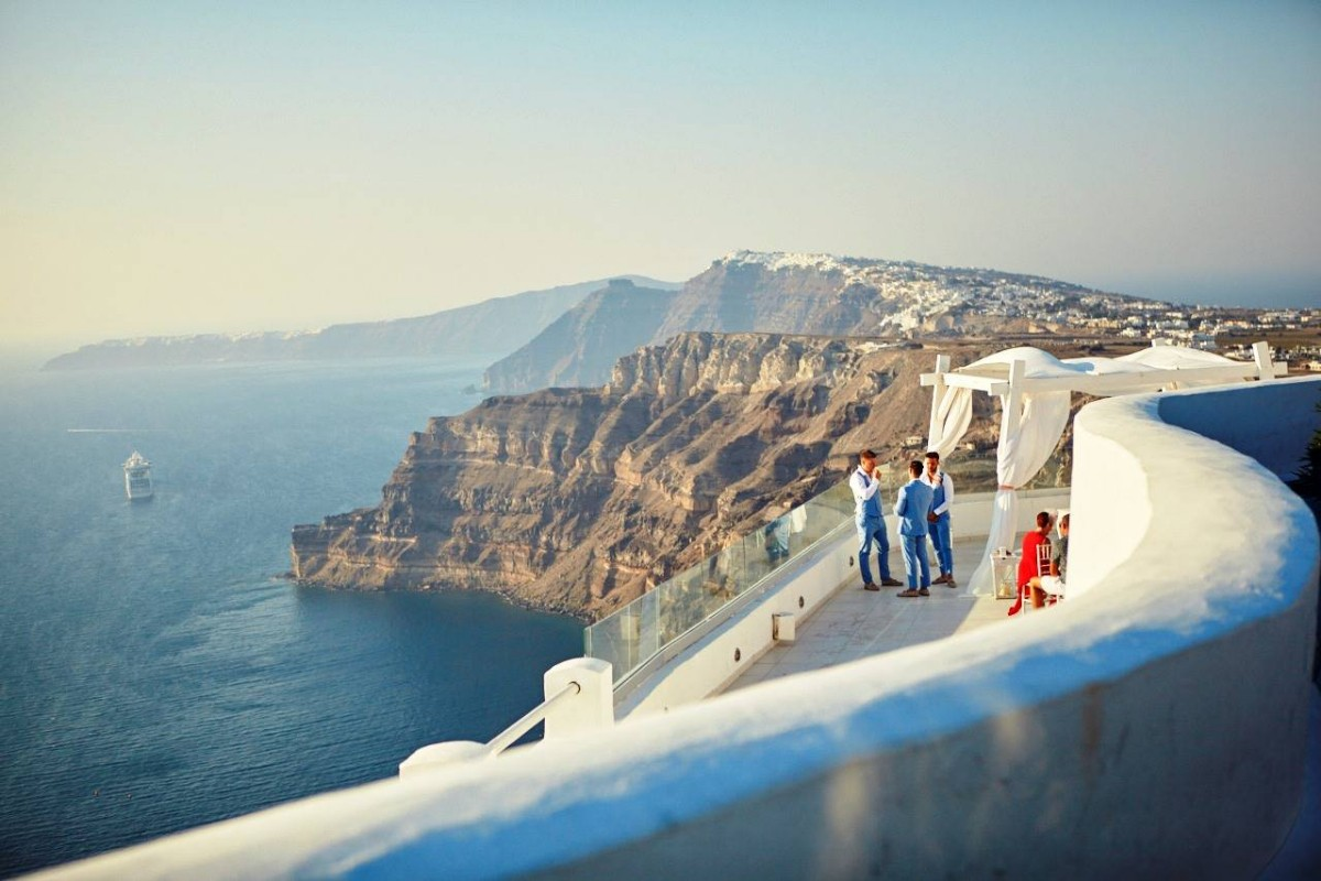 Wedding Planners Abroad - Marryme in Greece