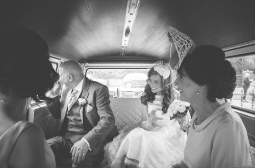 wedding volkswagon bus, reportage wedding photography