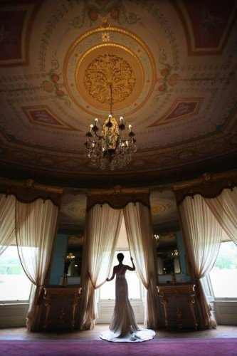 The Drawing Room, one of our brides favourite places