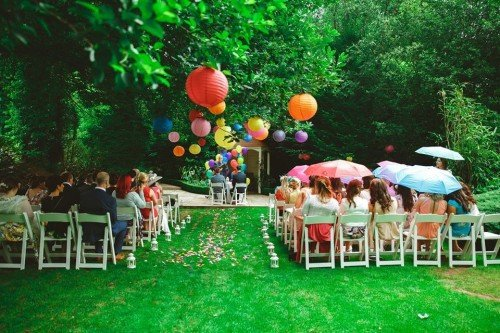 Glenview Garden Ceremony