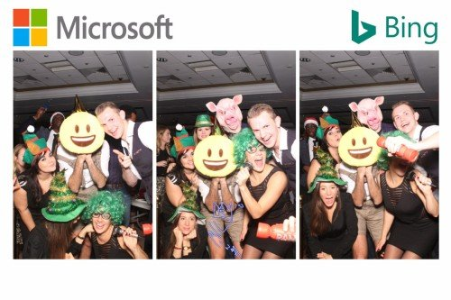 Mirrorme.ie at Microsoft Christmas Party Hilton Hotel Charlemount,Dublin #3