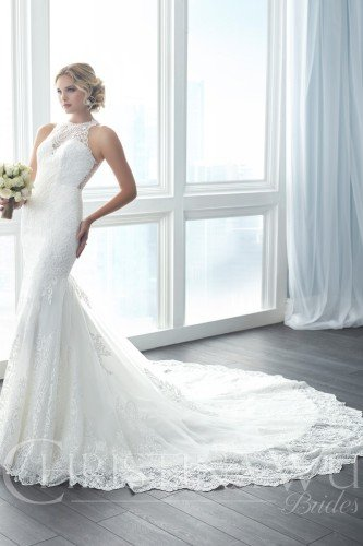 Christina Wu available at Alexanders Bridal