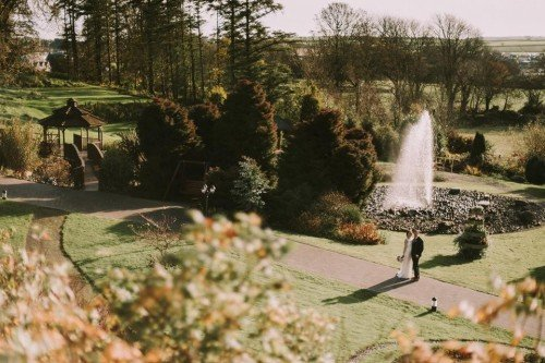 Hotel Wedding Venues - Fernhill House Hotel and Gardens