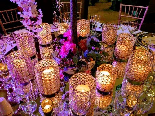 Table Accessories - Audrey's Wedding Occasions