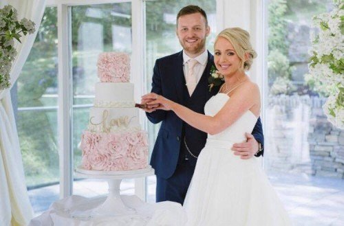 Beautiful UK couple with Ireland as their Wedding Destination