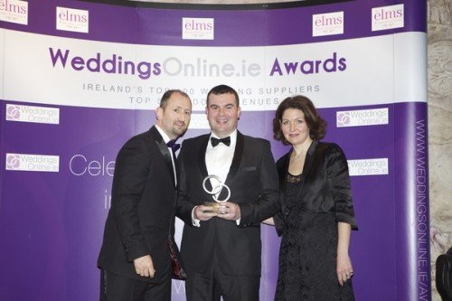DJs | WeddingsOnline.ie DJ of the Year - DJ Alan Geraghty