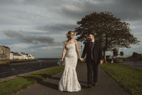 The House Hotel Galway Wedding